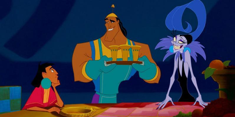 watch-emperors-new-new-groove with Now TV free tria
