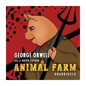 Animal farm audio book