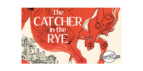 the catcher in the rye audio book