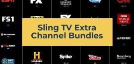 Sling TV Add-On Channels