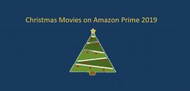 Festive Movies on Amazon Prime 2019