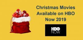 What's on HBO Now Christmas 2019