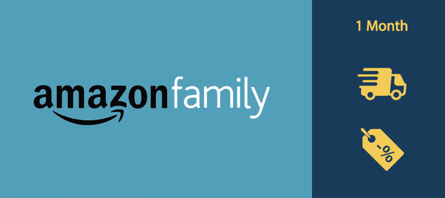 Amazon Family Free Trial