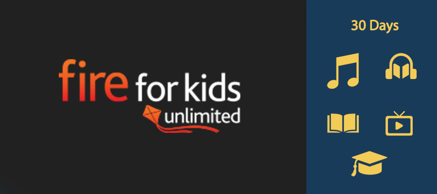 fire for kids free trial