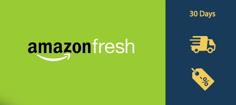 Amazon Fresh Free Trial