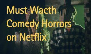 13 Best Comedy Horrors On Netflix -2020 Update