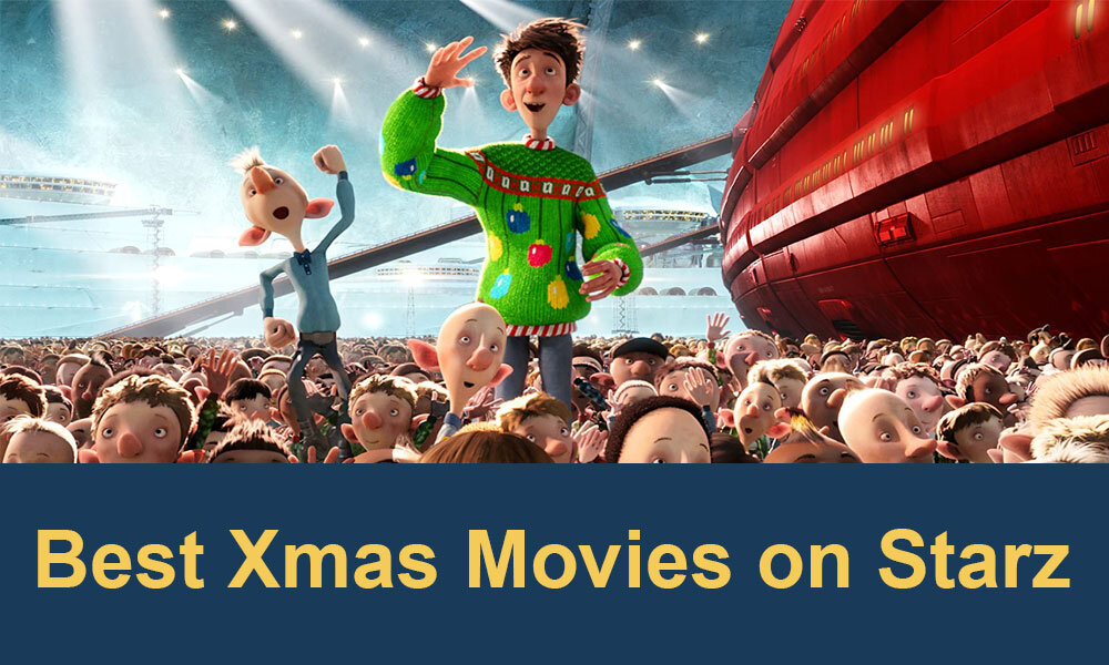 best-christmas-movie-on-starz
