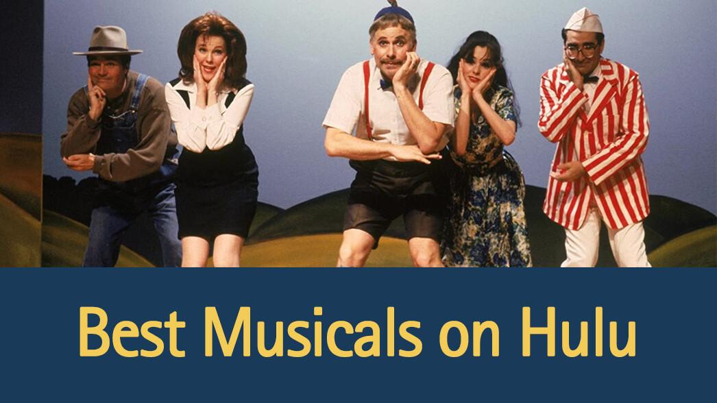 best-musicals-on-hulu
