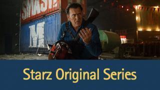 8 Starz Original Shows