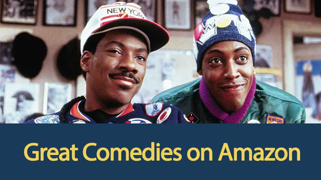 Best Comedies on Amazon Prime